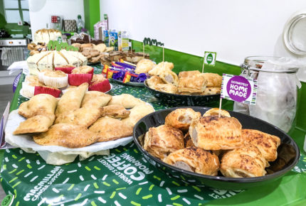 Following the success of last years' Macmillan coffee bake-off event, which raised just under £350, M. Lambe Construction staff came head to head once again to raise further funds for charity.