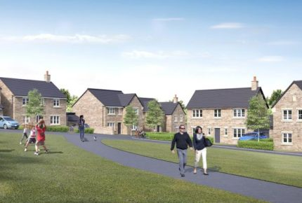 M. Lambe Construction, a Birmingham-based civil-engineering company, has been appointed to deliver the groundworks, earthworks and civil engineering works at Keepmoat Homes' Foxlow Farm scheme.