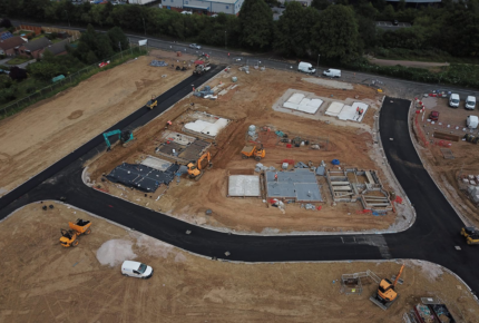 M. Lambe Construction is pleased to announce it has been appointed to deliver the groundworks and civil engineering for a new housing development in Skegby, Nottinghamshire.