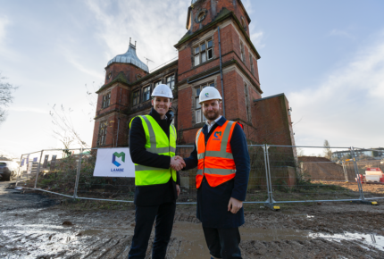 Ground set to be broken following the appointment of Derby-based groundworking company M. Lambe Construction.